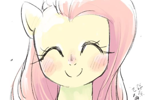That smile stops time. by Yanamosuda