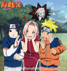 The Team 7 - PTS by DennisStelly
