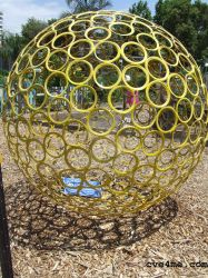 Recycled outdoor features by cve4me