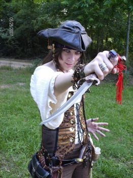 A Pirate's Costume for Me, 4 by animenadie