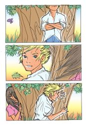 The Waiting Tree - p 03 colour by GLau