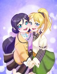 Collab: NozoEli by AbbyStarling