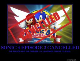Sonic 4 Episode 3 demotivational by lightyearpig