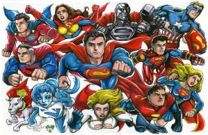 The Supers by olybear
