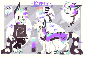 + like a g6 + Kipper ref by teashibe