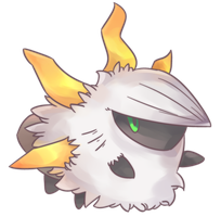 Shiny Merlarva | Larvesta Commission