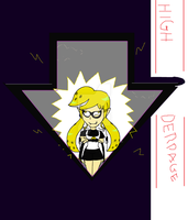 Danger: HIGH DERPAGE by Miss-Livixal-Draws