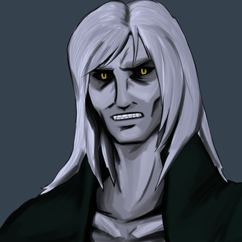 Alucard: Mirror of Fate by UnlimitedShadeWorks