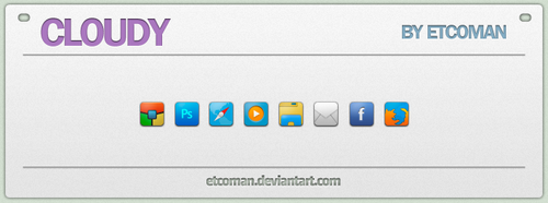 Cloudy by etcoman