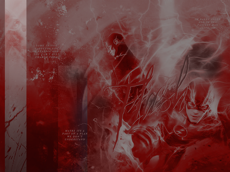 The Flash by infidelibus