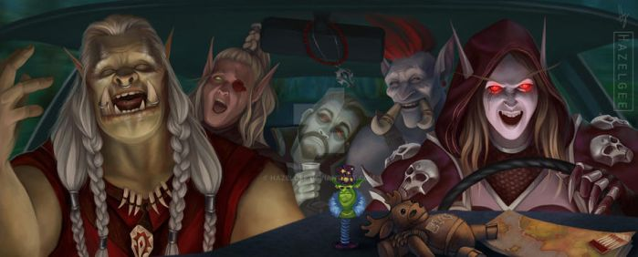 Roadtrip! Horde