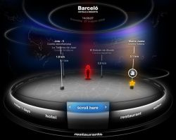 3d touchscreen interface 2 by stereolize-design