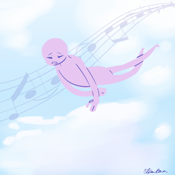 While My Guitar Gently Weeps by Pokealoke