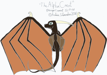 WIP - Alpha Crest by Rednic