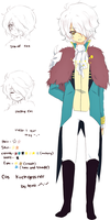 GoM: Cas character sheet by temiji