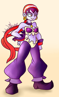 Risky Boots by Wonder-Waffle