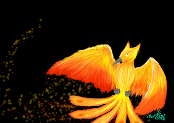 Phoenix out of the Ashes by Akira1412
