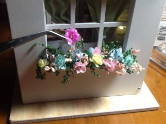 Flower Box Room Box 2 by BegetBaubbles