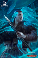 Blueboy Lugos for GWENT by Grafit-art