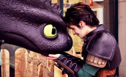 Hiccup - HTTYD2 - You never cease to amaze me, bud by EvilSephiroth89