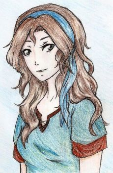 TP: Daine by xviolette16