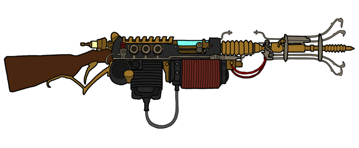 Wunderwaffe DG-2 (BO3 version) by D0ct0rrR1cht0f3n