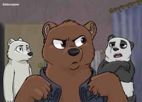THE BEARS by StarGryph