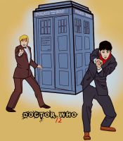 Doctor Who 12 by Akiv
