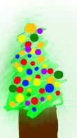 Sketch a Christmas Tree by VortexGaming123