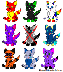 Point Adoptables 1 by Shadetiger