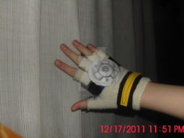 Homemade Sora Gloves - Kingdom Hearts by TheCoolCosplayer22