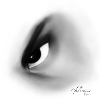 Your Eyes... by Malberine