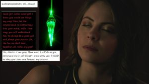 Willa Holland and the Crystal Part 5 by HypnoHunter