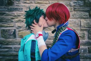 My Hero Academia - TODODEKU by Snowblind-Cosplay