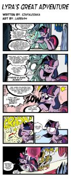 Lyra's Great Adventure by labba94