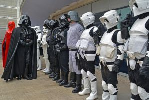 The UK Garrison at the NSC 2013 (3) by masimage