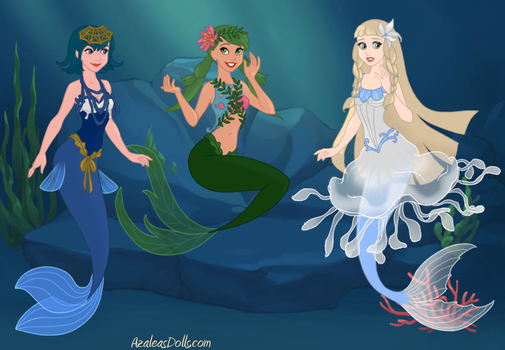 Mer-PokeGirls Part 2 by Kitty-McGeeky97