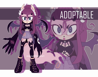 CLOSED Adopt by Fivey