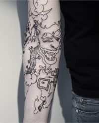 Doodle Tattoo by sHavYpus