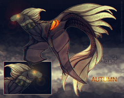 Adopt auction: AUTUMN [CLOSED] by Ket-DawnAtSunset