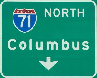 I-71 North to Columbus by DJCandiDout
