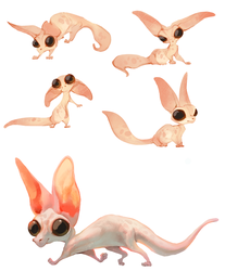 Squishy Character by Servaline