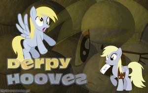 Derpy Hooves Wallpaper by BC-Programming