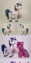 Shining Armor G4 Custom Pony by Oak23