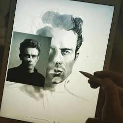 ipadPro Portraits by Bobsmade by Bobsmade