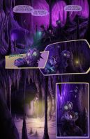 Graphic Novel Saga page 375 by Dreamkeepers