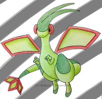 Flygon! by DreamBex