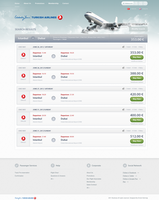 Airline Tickets List by emrah-demirag