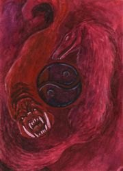 ACEO - 666 666 by enonea
