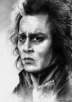 Sweeney Todd by BlazeCK-PL